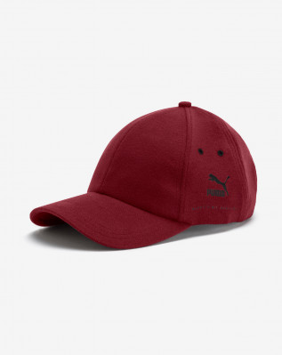 ARCHIVE premium BB cap Pomegranate