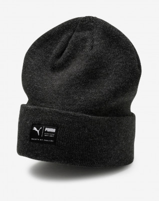 ARCHIVE heather beanie Puma Black