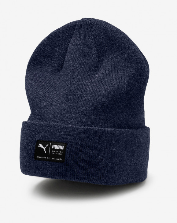 detail ARCHIVE heather beanie Peacoat