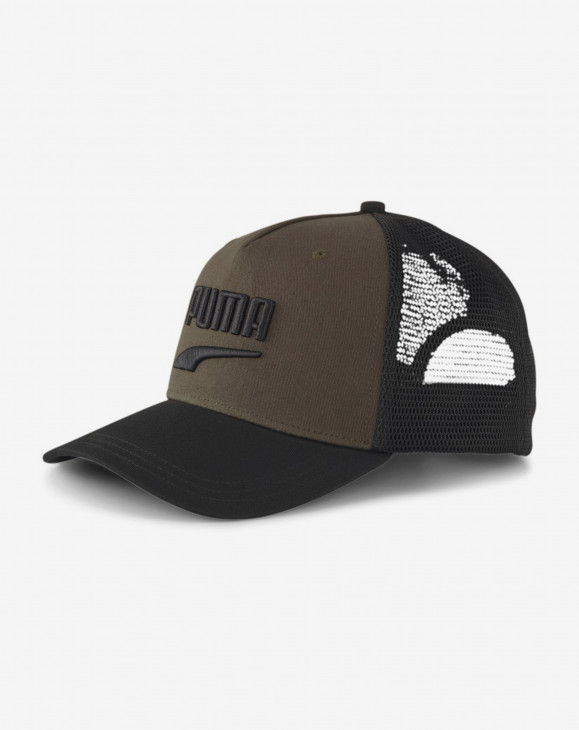 detail Basketball Trucker