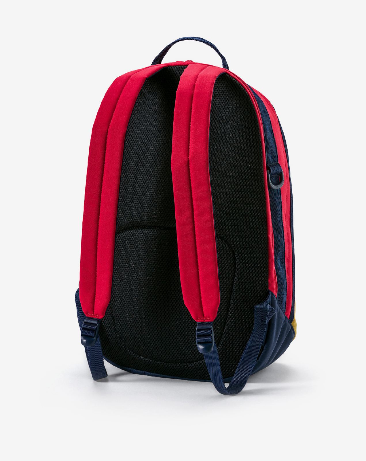quality design d6bb2 8c600 Puma Suede Backpack Peacoat-Ribbon Red