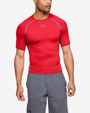 UA HG ARMOUR SS-RED