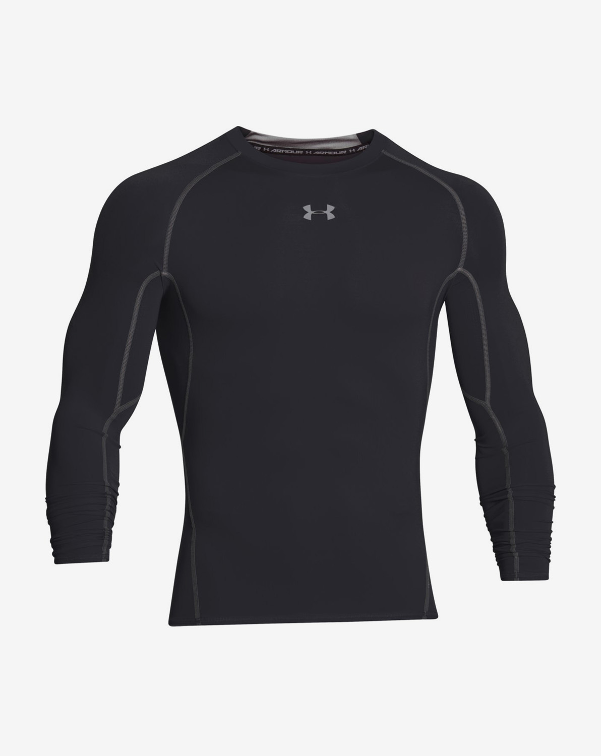 UA HG ARMOUR LS-BLK