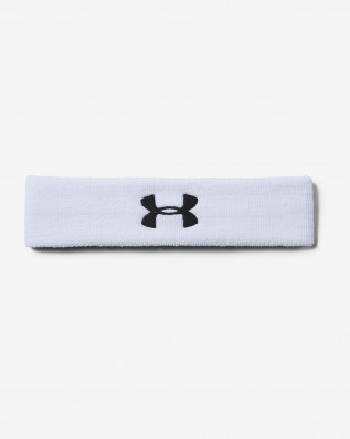 UA Performance Headband-WHT