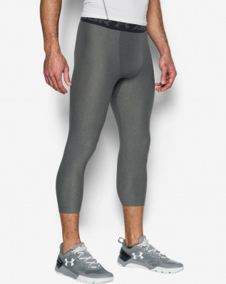 HG ARMOUR 2.0 3/4 LEGGING-GRY