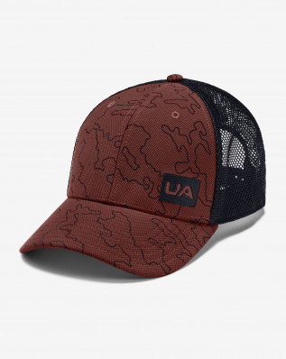 UA Men's Blitzing Trucker 3.0-RED