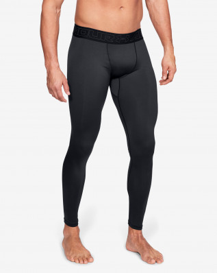 UA ColdGear Leggings-BLK