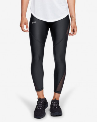 UA HG Fashion Ankle Crop 7/1-BLK