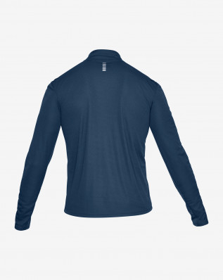 UA SPEED STRIDE 1/4 ZIP-BLU