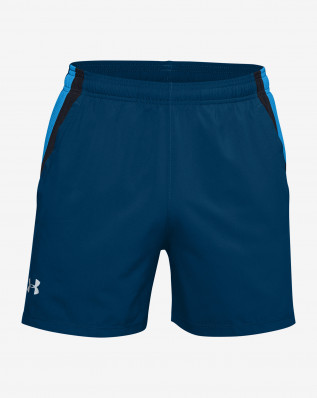 UA LAUNCH SW 5'' SHORT-BLU