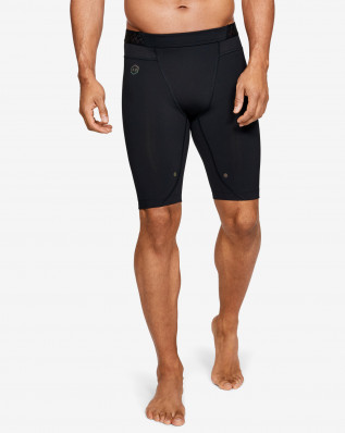UA Rush HG Comp Shorts-BLK