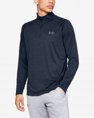 UA Tech 2.0 1/2 Zip-NVY