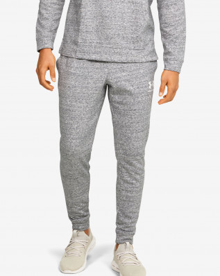 SPORTSTYLE TERRY JOGGER-WHT