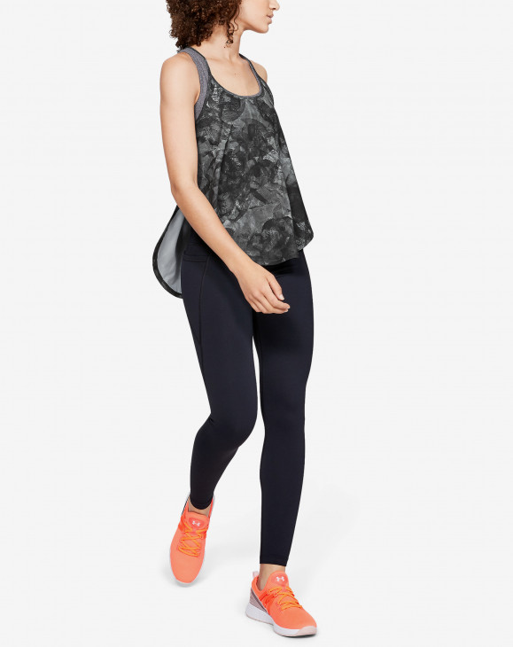 detail Armour Sport Tank - Flo Ink Print-GRY