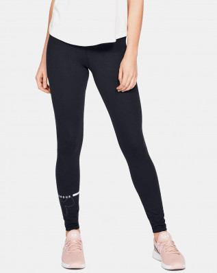 Favorite Big Logo Legging-BLK
