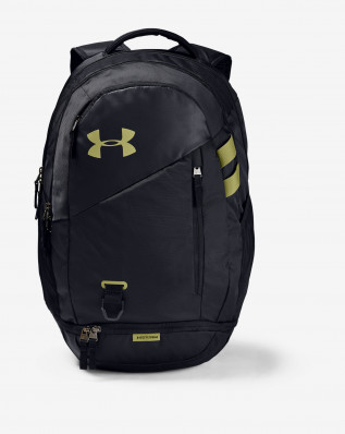 UA Hustle 4.0 Backpack-BLK