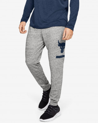 PROJECT ROCK TERRY JOGGER-WHT