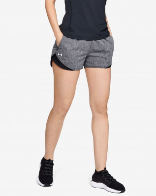 Play Up Twist Shorts 3.0-BLK