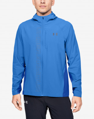 M UA Qualifier OutRun the STORM Jacket-B