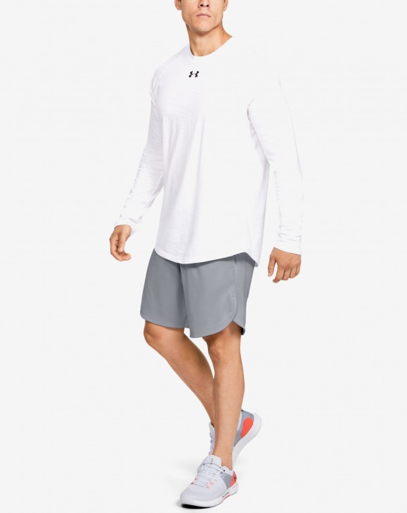 detail UA Knit Training Shorts-GRY