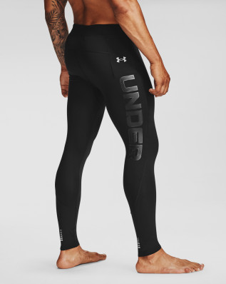 UA Q. IGNIGHT ColdGear Tight-BLK