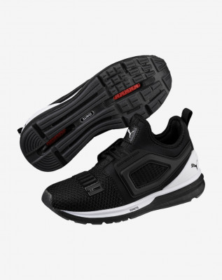 IGNITE Limitless 2 Jr Puma Black-Puma Wh