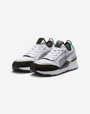 RS-0 RE-INVENTION Puma White-Gray Violet