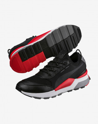 RS-0 Play Puma Black-High Risk Red-Puma