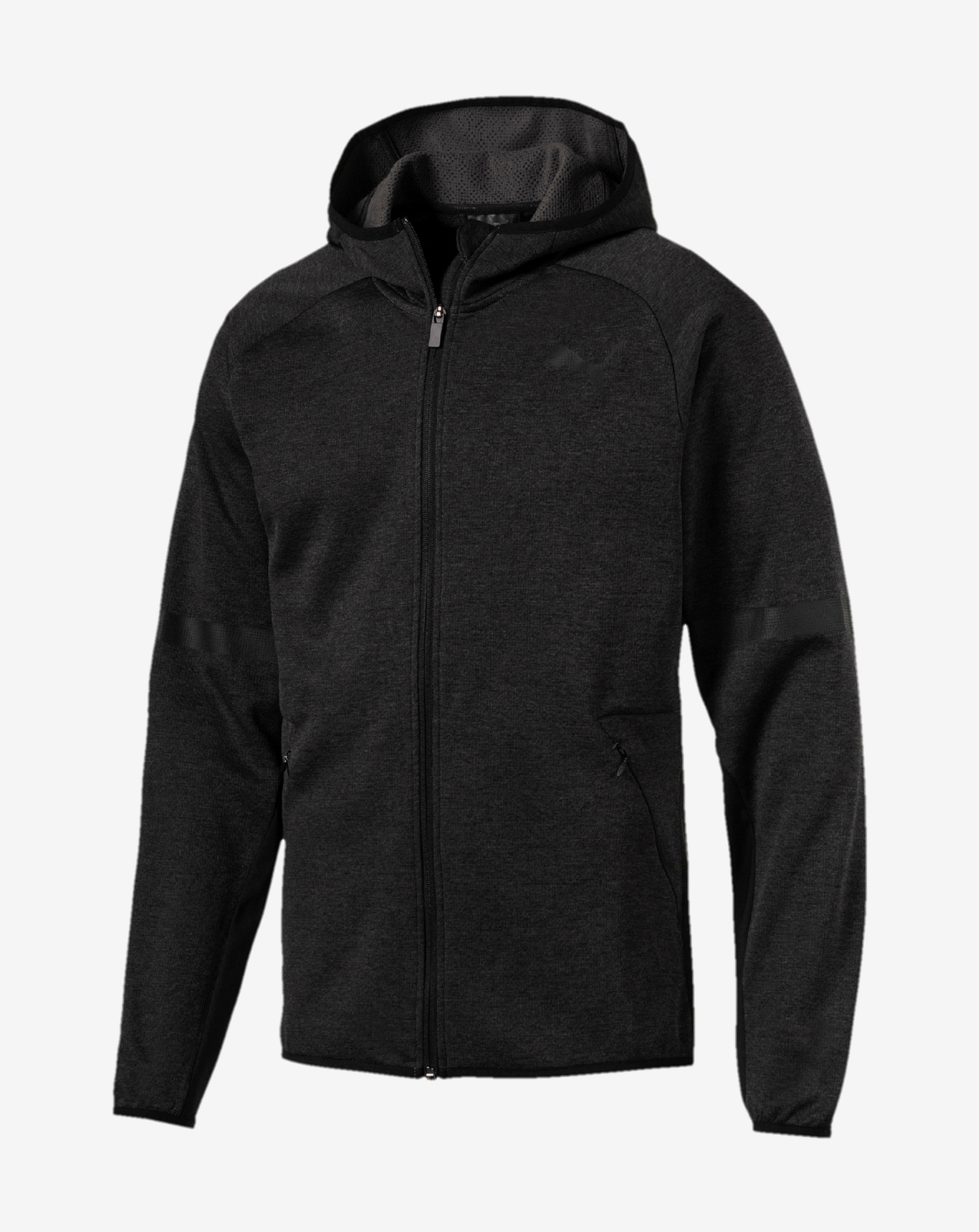 BND Tech Jacket Dark Gray Heather
