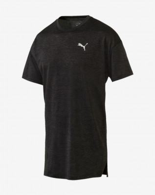 Energy SS Tee Puma Black Heather