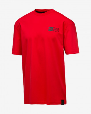 RS-0 Capsule Tee High Risk Red