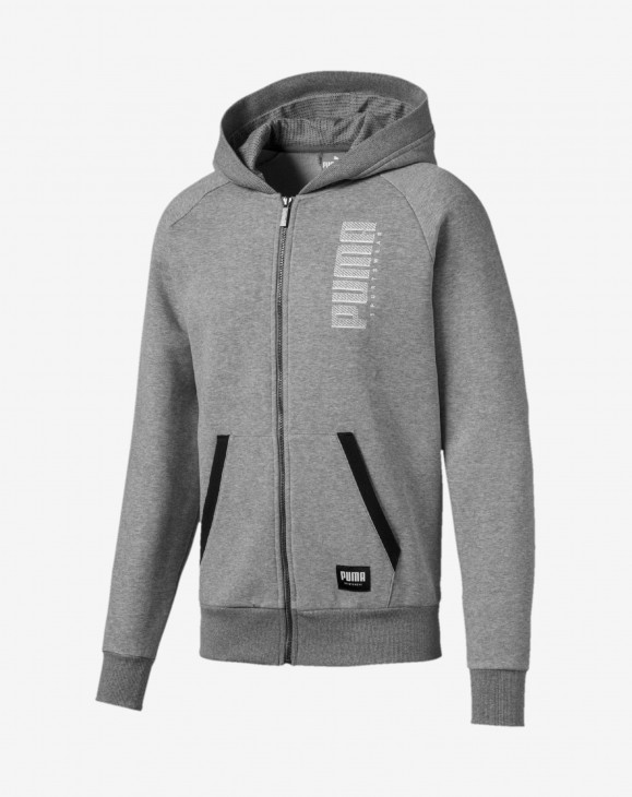detail Athletics FZ Hoody FL