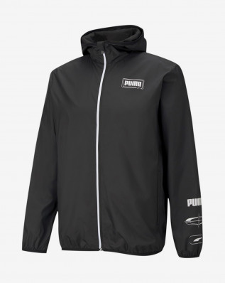 Essentials Rebel Windbreaker