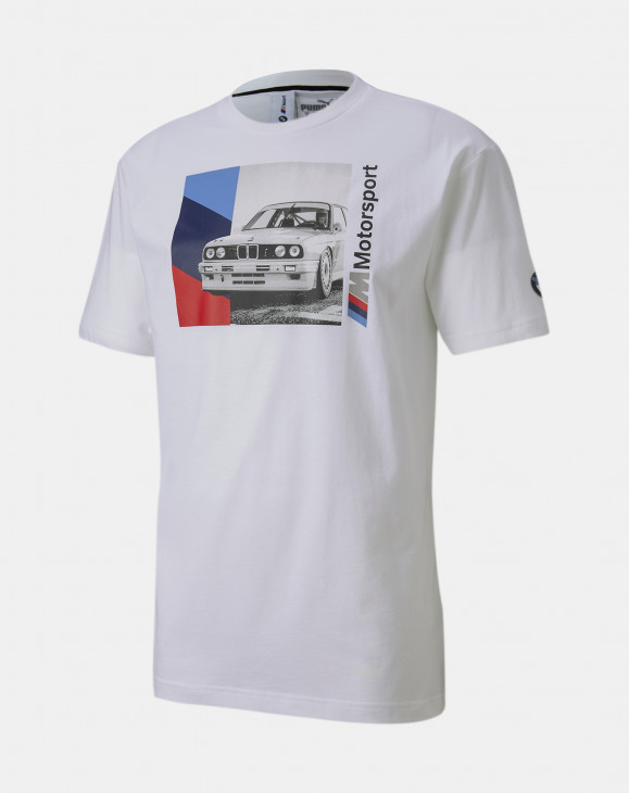 detail BMW MMS Graphic Tee