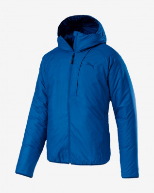 warmCELL Padded JACKET Strong Blue