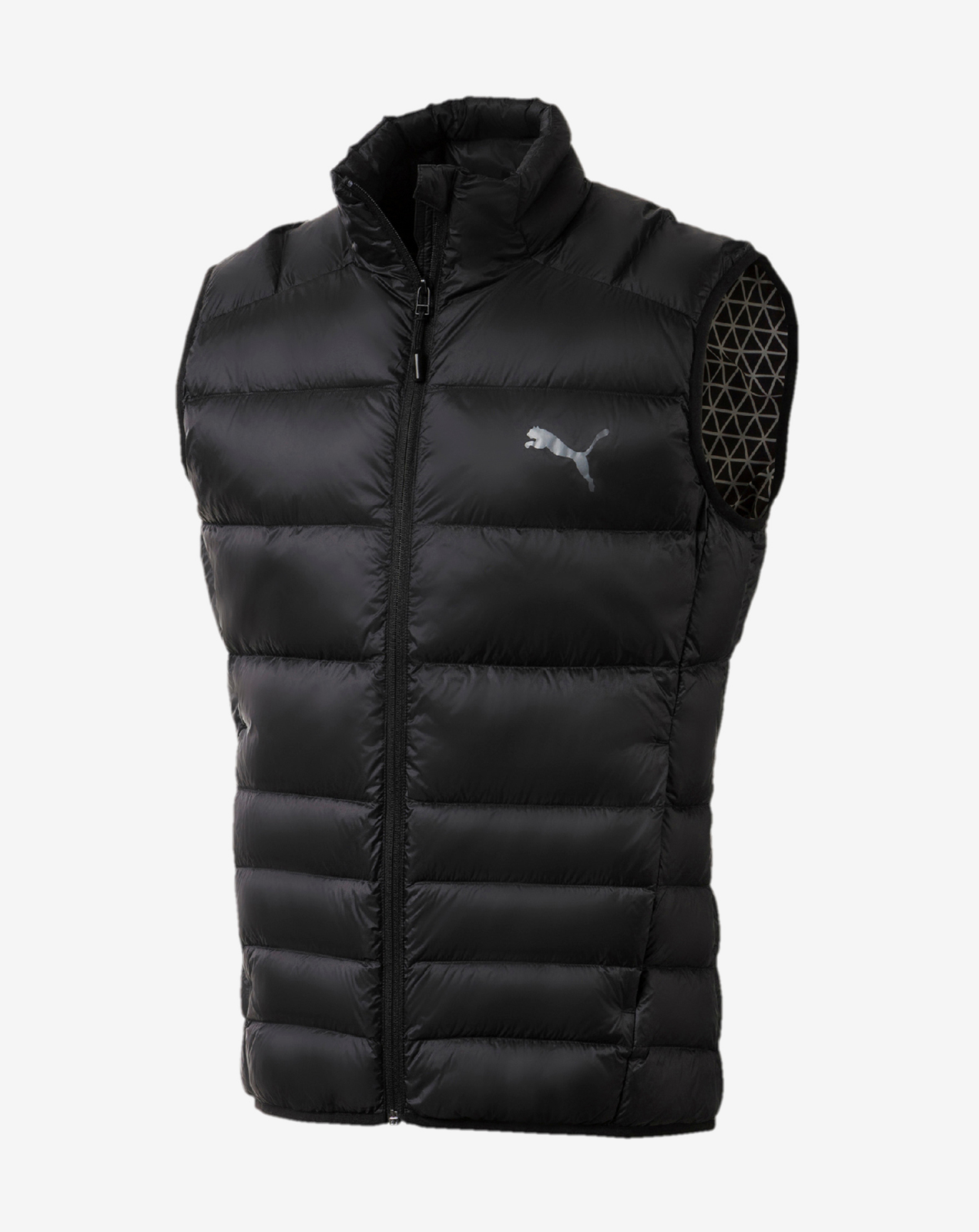 PWRWarm packLITE 600 DOWN VST Puma Black