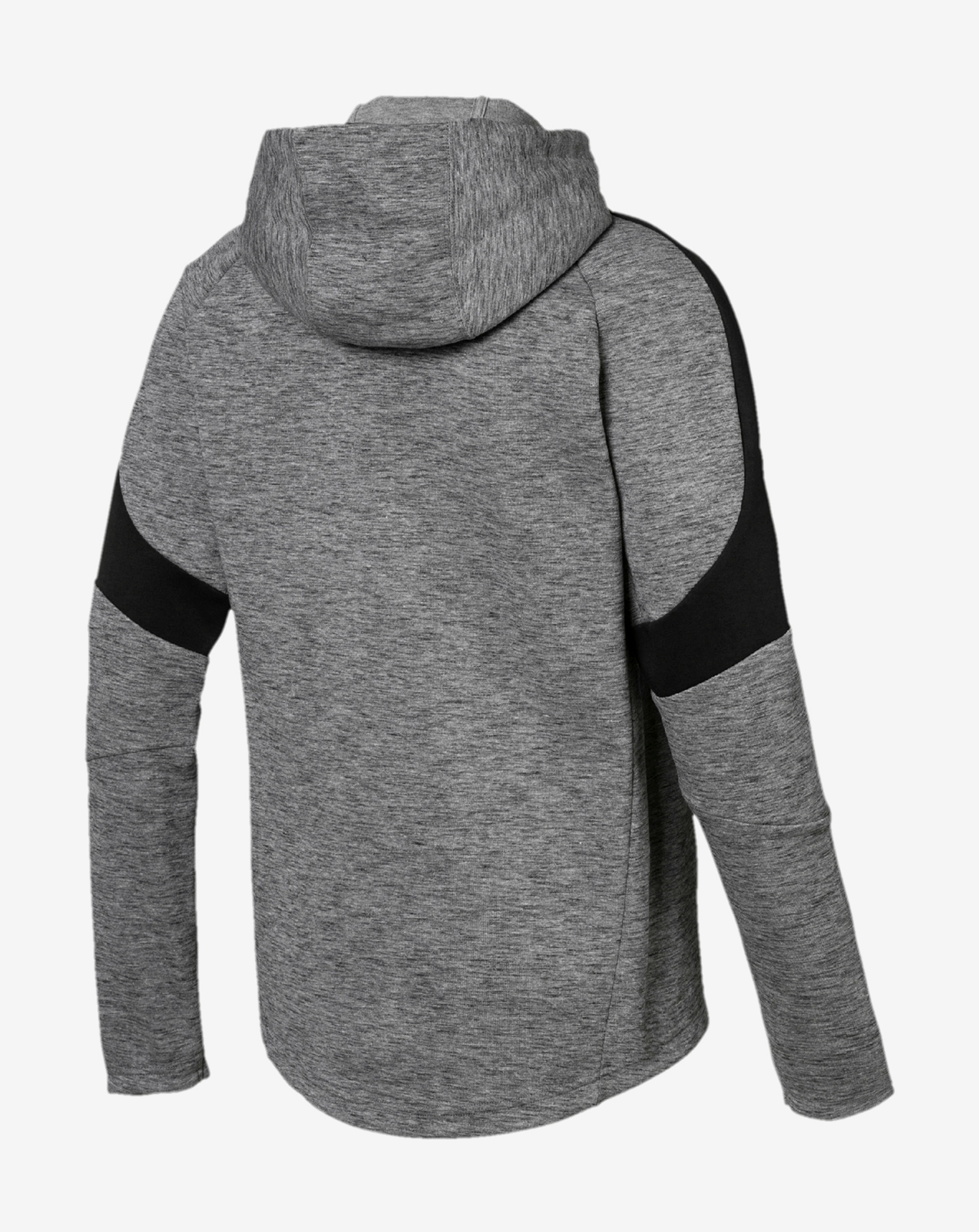 náhled Evostripe FZ Hoody Medium Gray Heather