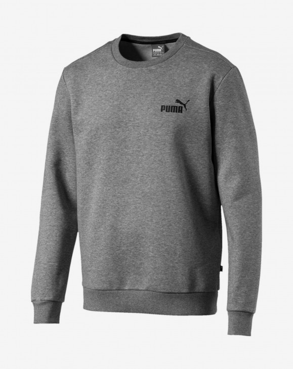 detail ESS Logo Crew Sweat FL