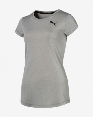 Active Tee Light Gray Heather