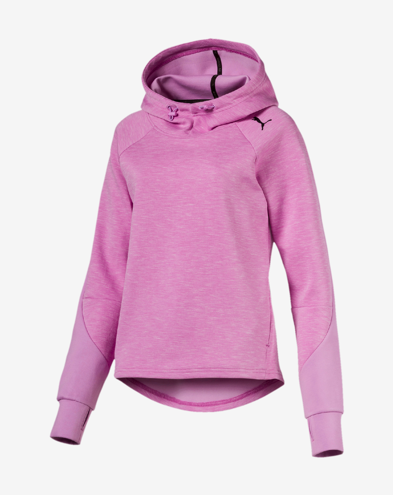 EVOSTRIPE Hoody Orchid-heather