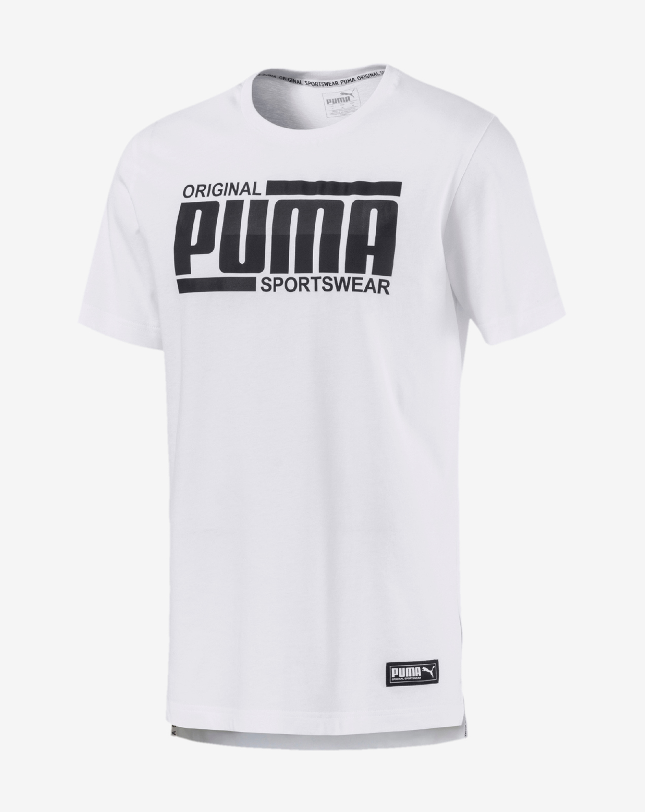 detail Athletics Tee Puma White