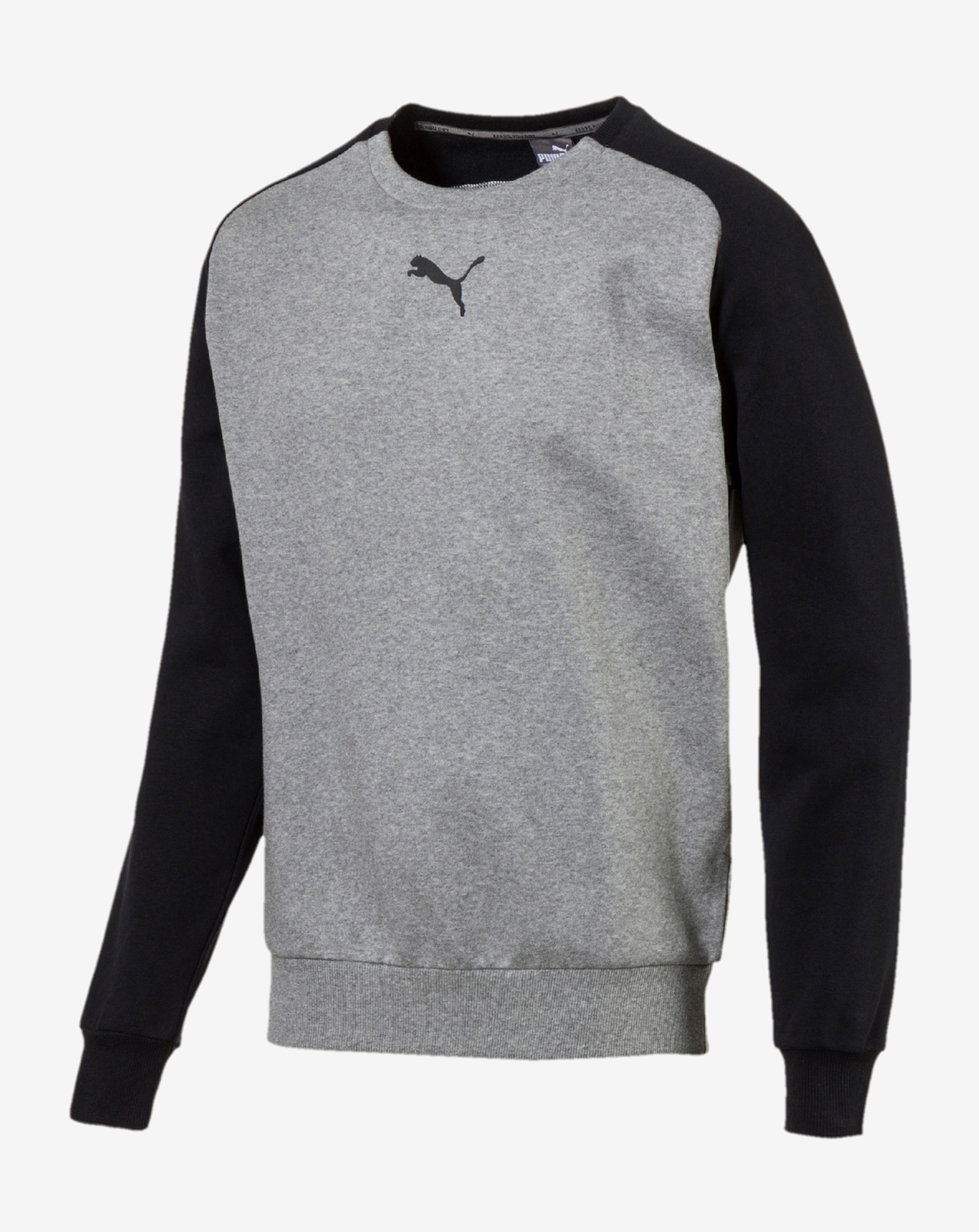 Modern Sports Crew Medium Gray Heather