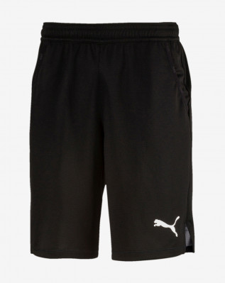 Tec Sports Interlock Shorts Puma Black