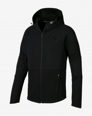 Evostripe Move Hooded Jacket