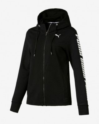 Modern Sports Hooded Jacket