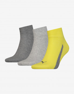 Puma Lifestyle Quarters 3P yellow
