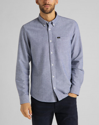 LEE BUTTON DOWN NAVY