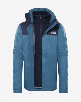 M EVOLVE II TRICLIMATE JACKET