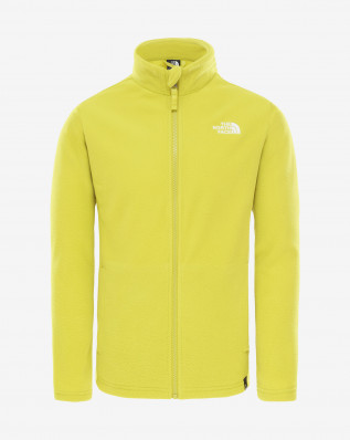 Y SNOW QUEST FULL ZIP (RECYCLED)