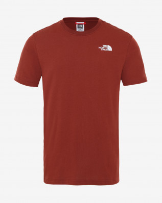 M S/S REDBOX CELEBRATION TEE - EU